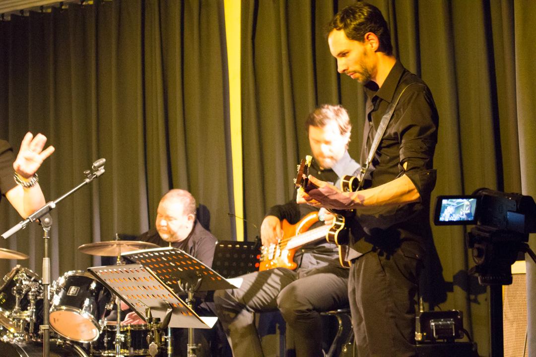 Benrose Band Sebastian Handke November 2015 - 03