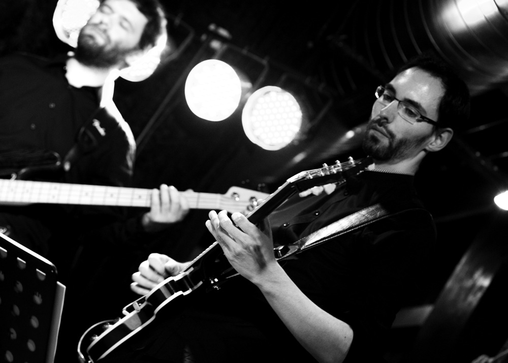 Sebastian Handke Benrose Oberhausen Live - 01
