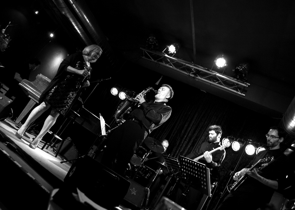 Sebastian Handke Benrose Oberhausen Live - 05