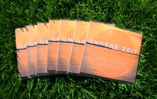 Unsere Zeit Cds Sebastian Handke CD-Bild-Gras
