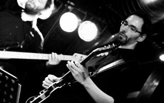 Sebastian Handke Benrose Band Live