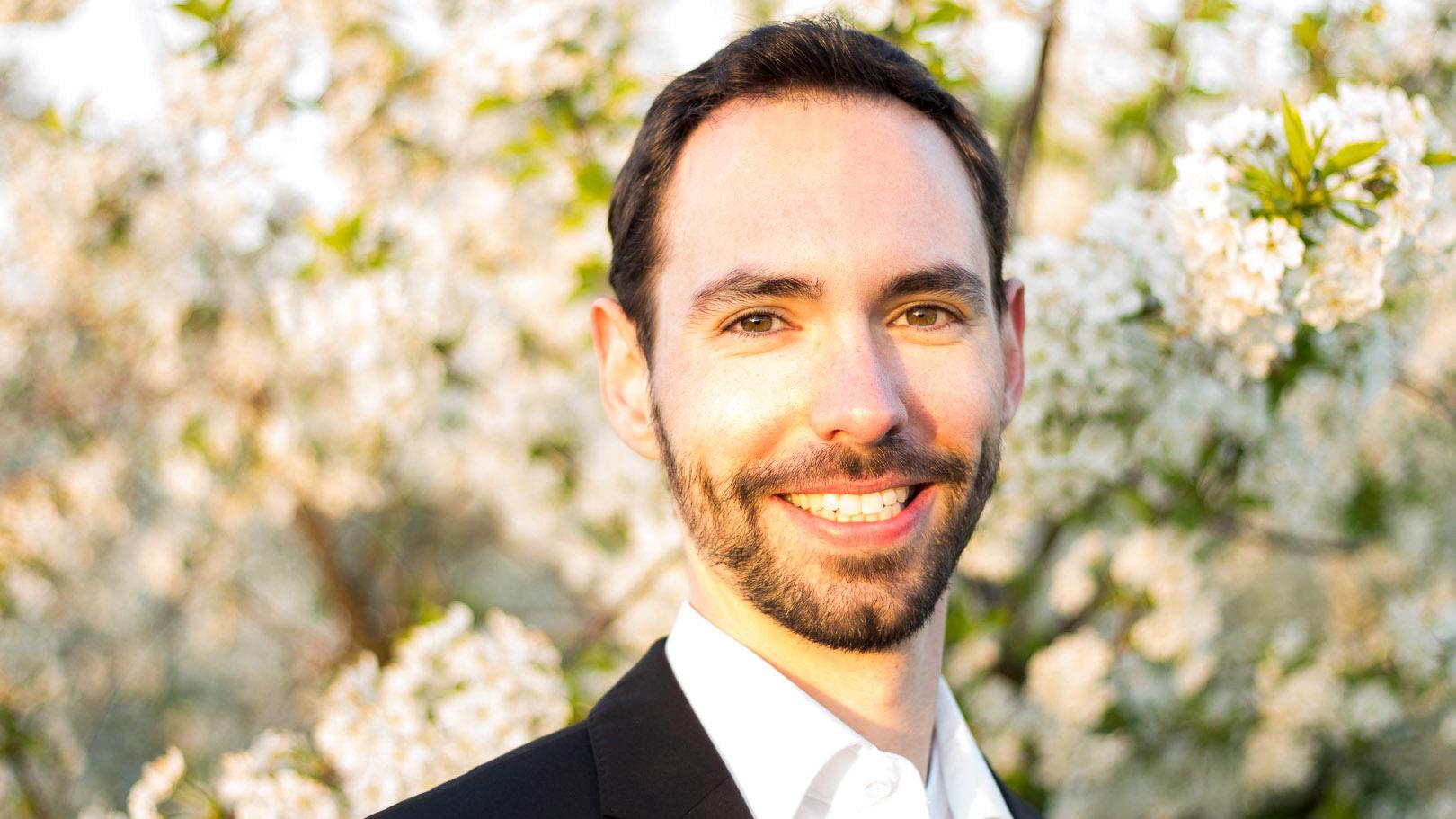 Sebastian Handke Portrait